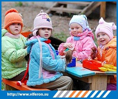 Коварные сопли в детском саду